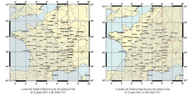 Annees bissextiles calendriers - Heure coucher soleil lille ...