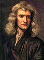 « GodfreyKneller-IsaacNewton-1689 » by Sir Godfrey Kneller {JPEG}